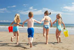 Kids love Sandbanks! thumbnail image
